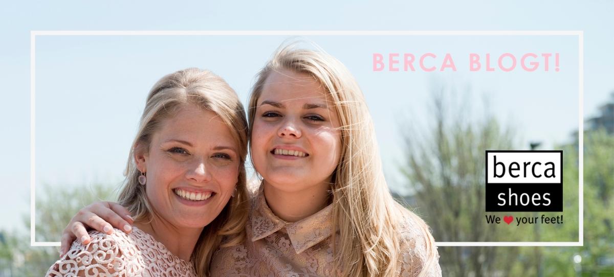 Let's share it… Berca schoenenblogt!