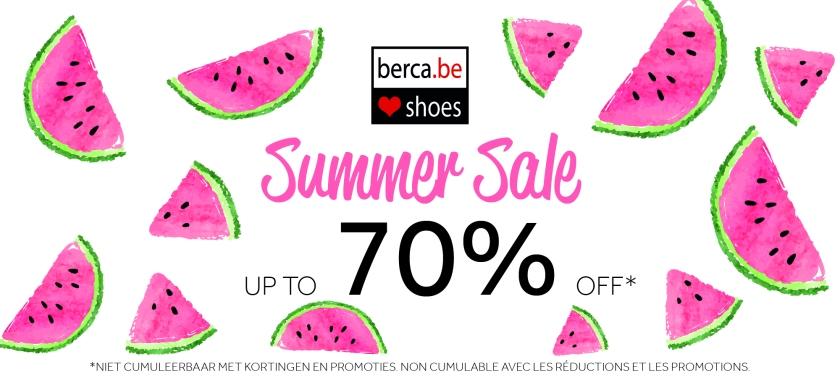 70% summer sale