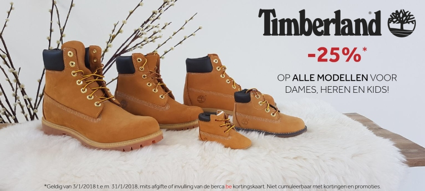 TIMBERLAND NL